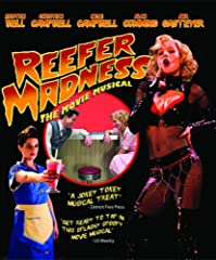 """Reefer Madness: The Movie MusicalBased on the propaganda film from 1936 that has become a cult hit, """"Reefer Madness"""" is the height of camp entertainment! Framed as a documentary, a straight-laced high school principal (Alan Cumming) seeks to ..."""