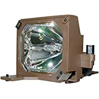 Lutema ELPLP16-P01 Epson ELPLP16 V13H010L16 Replacement LCD/DLP Projector Lamp (Philips Inside)