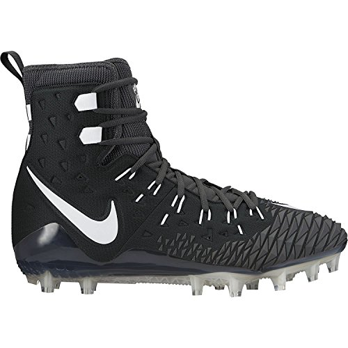 Nike Hommes Force Sauvage Elite Td Football Noir / Blanc