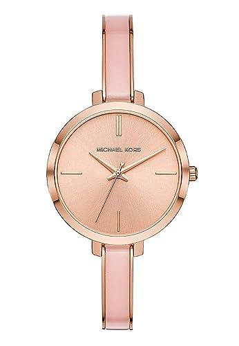 f2d898a1c141 Michael Kors JARYN MK4343 Reloj de Pulsera para Mujeres  Amazon.es  Relojes