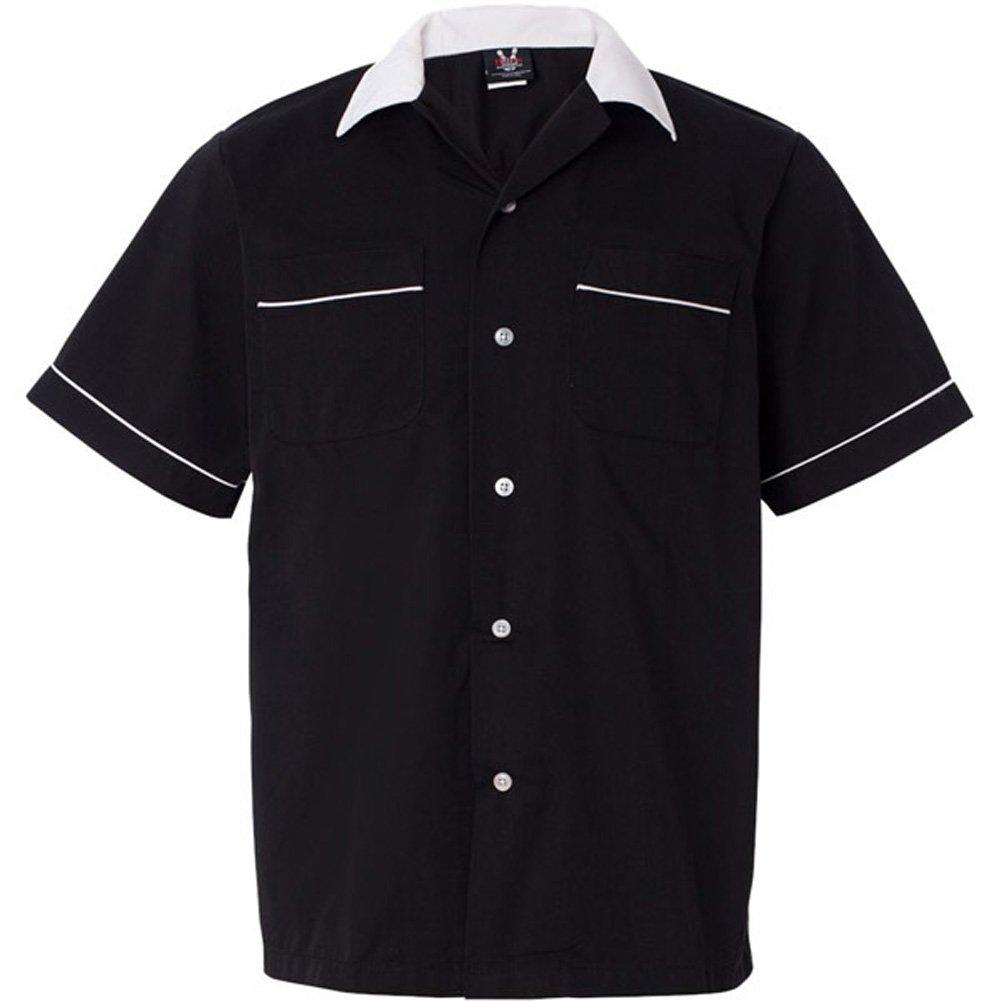 Hilton Bowling Retro Gm Legend (Black_White) (S)