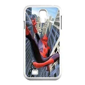Spider Man Comic Samsung Galaxy S4 90 Cell Phone Case White yyfabc-497279