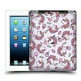 Head Case Designs Candy Magical Unicorns Hard Back Case for iPad 3 iPad 4