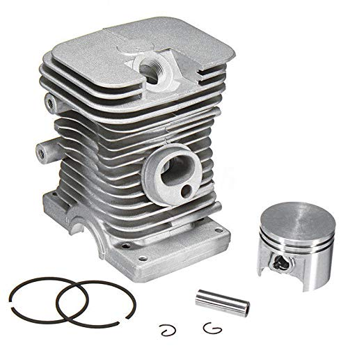 Cylinder Piston Kit 37mm For Stihl 017 018 MS170 MS180 MS180C Chainsaw Rebuild Assembly Engine Replacement Parts#1130 020 1207 Partsclub