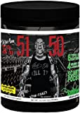 Rich Piana 5% Nutrition 5150 Pre Workout (Green Apple) 13.23OZ (375 Grams) 30 Servings (International Version)