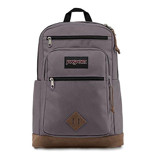 JanSport Wanderer Laptop Backpack - Grey Horizon