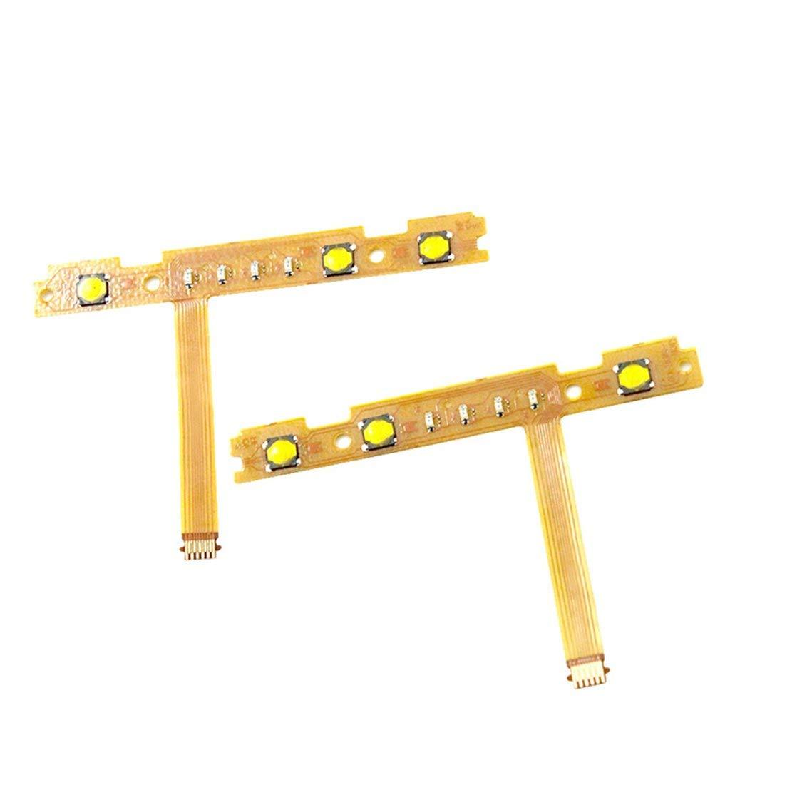 Accessoires de r/éparation SL SR Bouton C/âble L//R Flex C/âble Pour Nintend Switch Ligne de contr/ôleurs Joy-Con