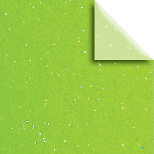 JAM Paper® Design Gift Tissue - Lime Shimmer - 20'' x 30'' - 200 Sheets by JAM Paper