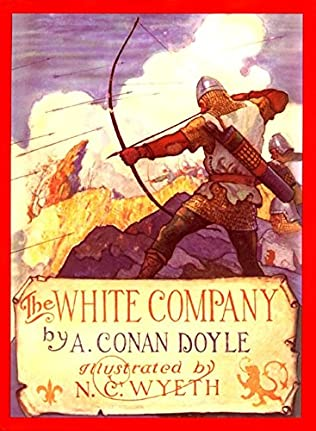 book cover of The White Company