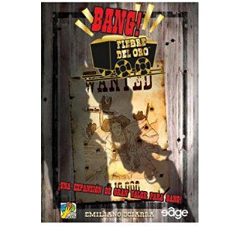Edge Entertainment-Bang: Fiebre del Oro-español (Edge Enterteinment EEDVBA05): Amazon.es: Juguetes y juegos