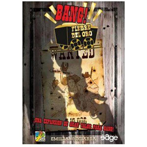 Edge Entertainment-Bang: Fiebre del Oro-español (Edge ...