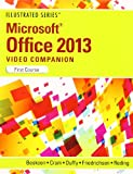 DVD Video Companion for Beskeen's Microsoft Office 2013: Illustrated Introductory, First Course, Beskeen, David W., 1285093496