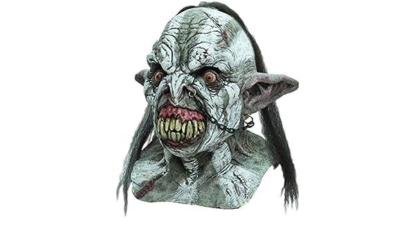 Máscara orco adulto Halloween - Única: Amazon.es: Juguetes y juegos