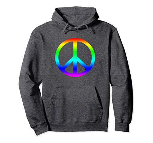 Peace Sign Kids Sweatshirt - 9