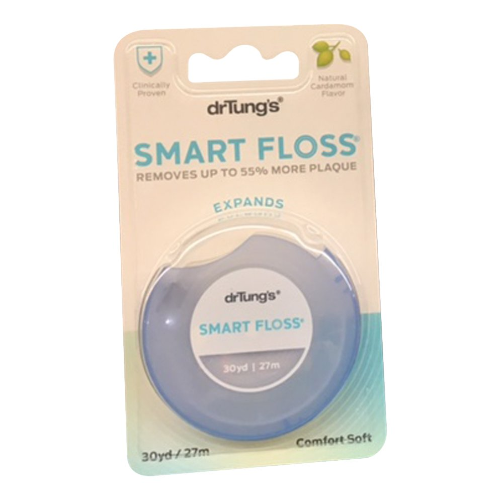 DR. TUNG'S, Dr. Tungs Smart Floss - 30 Yards - Case Of 6 DR. TUNG' S 564716