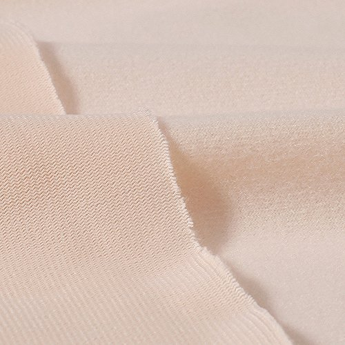 Costura Thick Flesh-colored Diy Doll Skin Fabric 100% Fiber Nap For Arms Face (Skin)