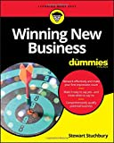 img - for Winning New Business For Dummies (For Dummies (Business & Personal Finance)) book / textbook / text book