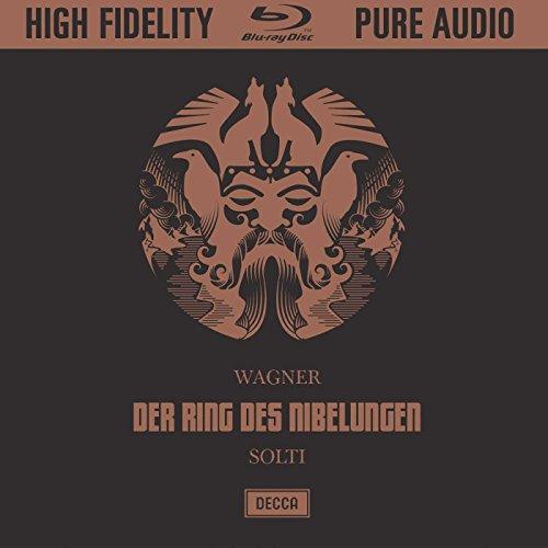 Wagner: Der Ring des Nibelungen [Blu-ray Audio] (Ring Der Nibelungen Des Wagner)