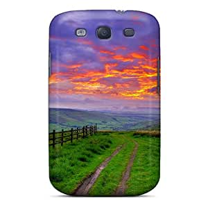 SmDtZyi4290aiLqb Case Cover Gorgeous Scenery Galaxy S3 Protective Case