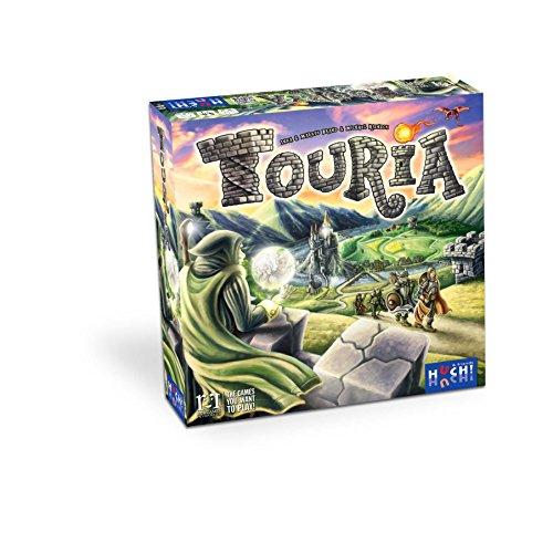 Touria Board Game