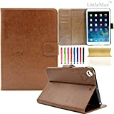 Mini 2 3 Case-LittleMax Smart Embossed Leather Flower - Best Reviews Guide