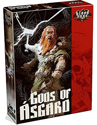 Image result for blood rage gods of asgard