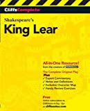 Book cover from CliffsComplete King Lear by William Shakespeare