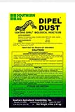 Root 98 Warehouse Southern Ag Dipel Dust Biological Insecticide (Thuricide, control insects, worms, vegetable garden), 25 LB