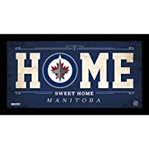 NHL 10x20 Home Sweet Home Sign