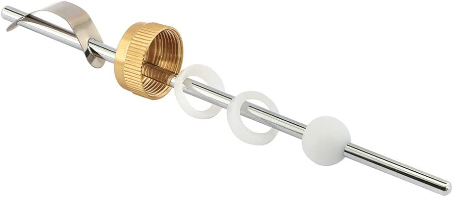 Prime-Line MP53280 Joint Rod, 6-1/2 in. Length, Fits Ez-Flo and ProValve Faucets, Pack of 1