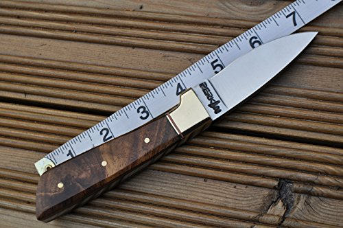 Sale Is Now on Handmade Hunting Knife Work of Art