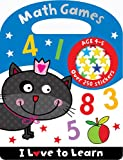 I Love to Learn Math Games, Make Believe Ideas, 1782352015