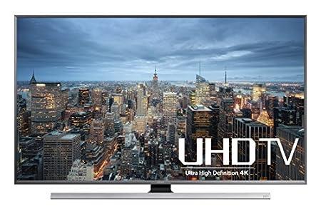 Samsung UN50JU7100 50-Inch 4K Ultra HD Smart LED TV