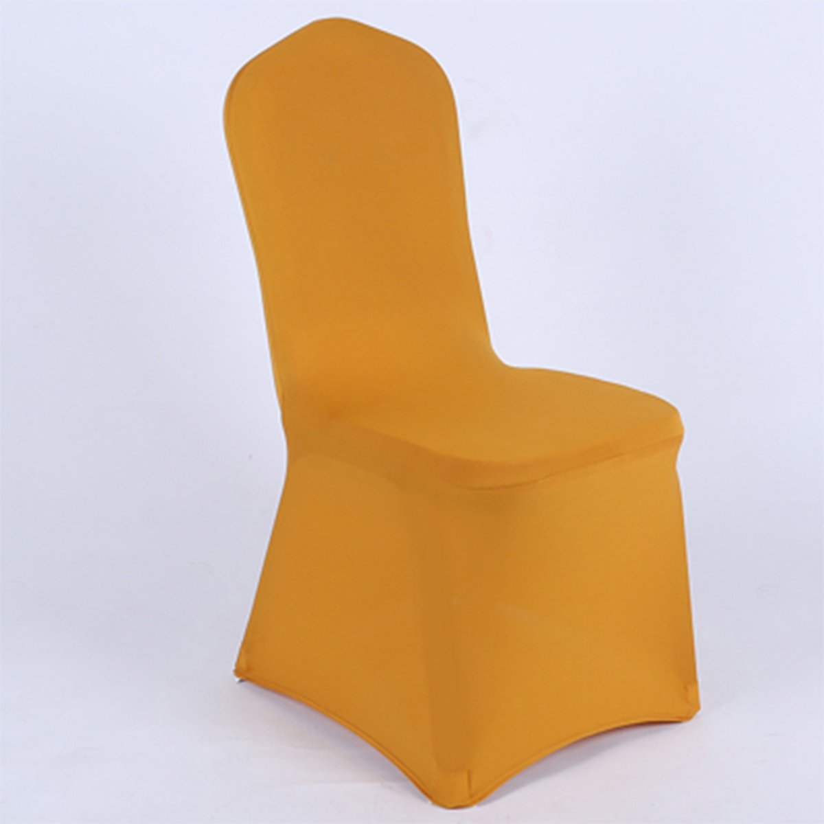 100pcs Universal Spandex Chair Cover Spandex for Wedding Supply Party Banquet Decoration shellyliu