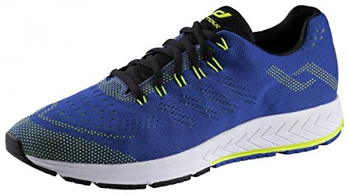 Pro Touch Run Scarpe di Oz 2.0m, Blue royal/Yellow Li ,45