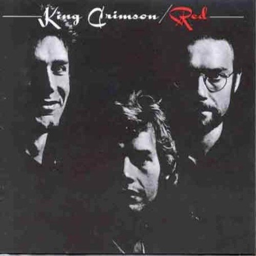 CD : King Crimson - Red [CD and DVD-A] [Digipak] (With DVD Audio Disc, 2 Disc)