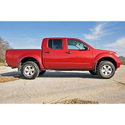 "Rough Country 2.5"" Lift Kit (fits) 2005-2020 Frontier | Xterra | Billet Aluminum Suspension System | 867: Rough Country: Automotive"