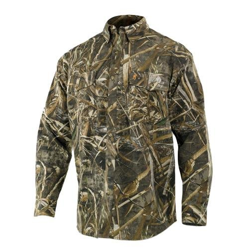 Browning-3011352505-Wasatch-Long-Sleeve-Shirt-Mossy-Oak-Shadow-Grass-Blades-X-Large