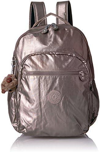 Kipling Seoul L Solid Laptop Backpack Backpack