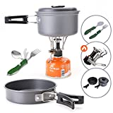 Boom Dream Complete Camping Cookware Set