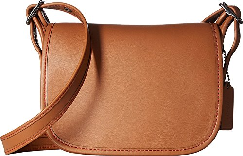 Coach Womens Leather Saddle Bag product image