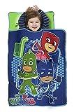 PJ Masks All Shout Horray Toddler Nap Mat, Blue