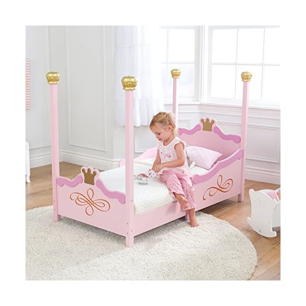 Princess Toddler Bed 3