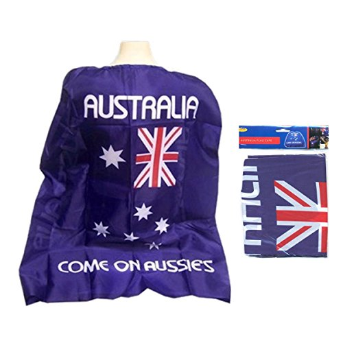 Australian Flag Cape (Aussie Flag Dress)