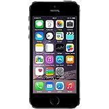 Apple iPhone 5S Smartphone (4 Zoll (10,2 cm) Touch-Display, 32 GB Speicher, iOS 7) spacegrau