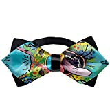 Best UNIQUE Friend Softball Bows - Bow Tie, Adjustable Bowties Necktie - Pre Tied Review