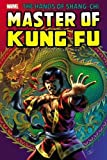 img - for Shang-Chi: Master of Kung-Fu Omnibus Vol. 2 book / textbook / text book