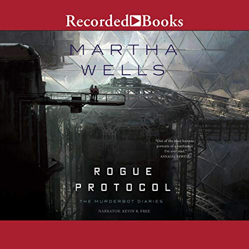 Pdf Science Fiction Rogue Protocol: The Murderbot Diaries, Book 3