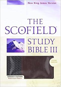 Book indexed: The Scofield® Study Bible III, NKJV