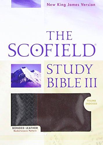 The Scofield® Study Bible III, NKJV (Indexed)